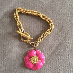 Lilly Pulitzer Flower Bracelet